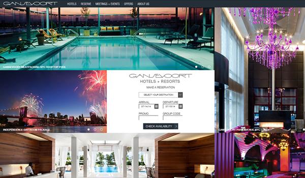 Gansevoort-Hotels