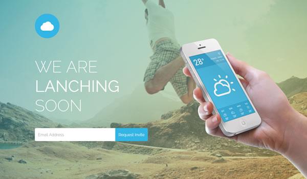 cloud-coming-soon-template
