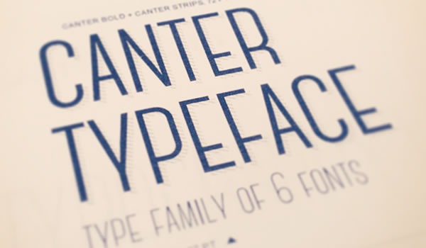 free-font-canter