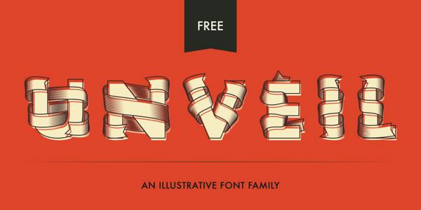 free-font-unveil