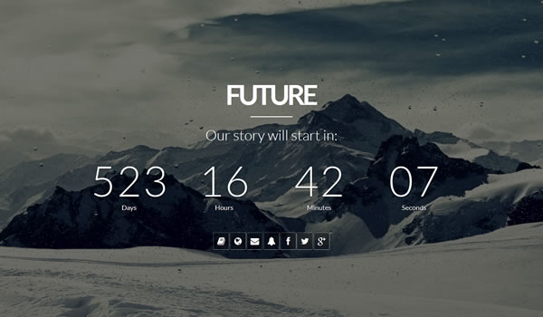 future-coming-soon-template
