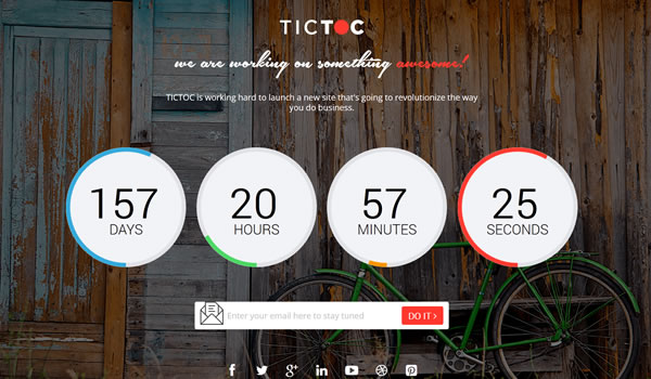 tictoc-coming-soon-template