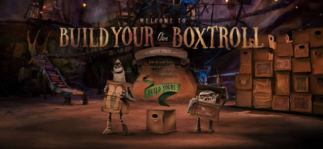 box-troll-website-design