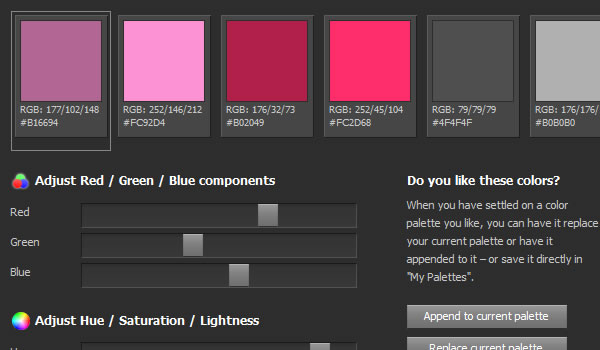 color-explorer-tool