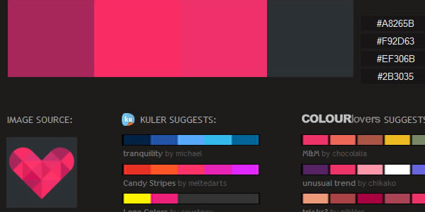 15 Online Tools for Choosing a Website Color Scheme