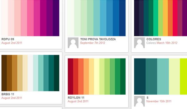 colrd color scheme. 15 Online Tools for Choosing a Website Color Scheme   WDB