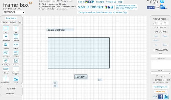 framebox-wireframe-tool