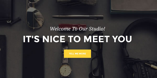 25 Free Twitter Bootstrap Templates for Your Projects