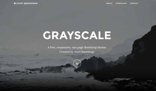 grayscale-free-bootstrap-template