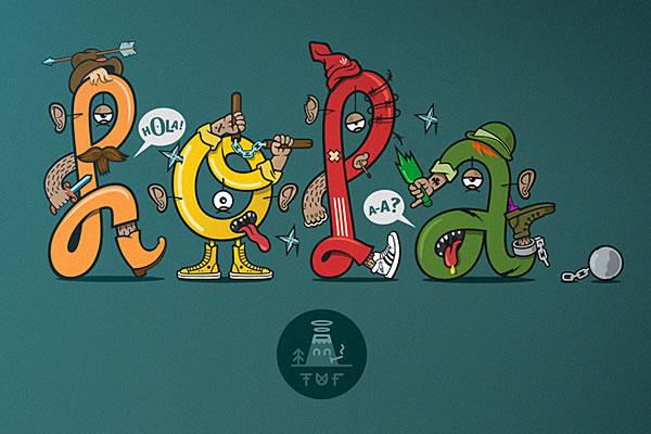 hola-lettering-poster