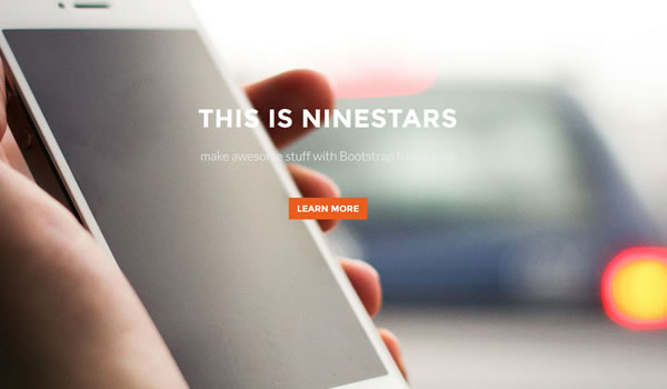 ninestars-free-bootstrap-template