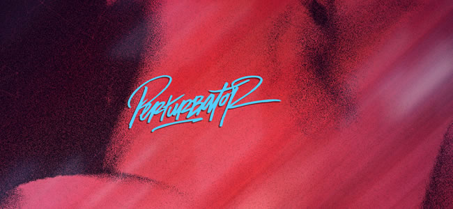 perturbator-website-design