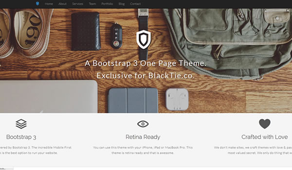 shield-free-bootstrap-template