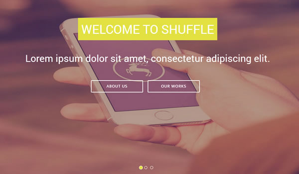 shuffle-free-bootstrap-template