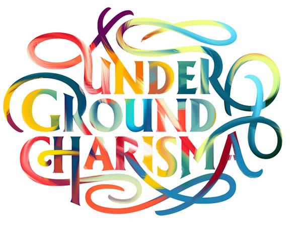 underground-charisma-typography-poster