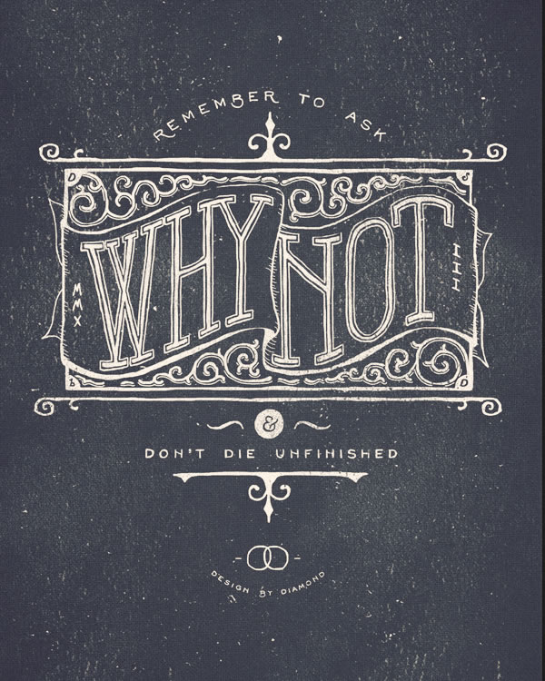 why-not-lettering-poster