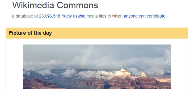 wikimedia-free-stock-photos