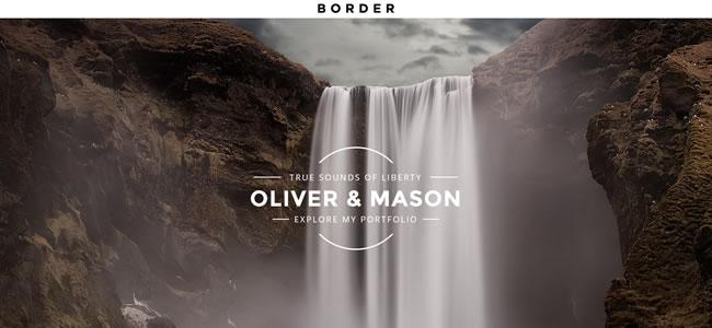 border-wordpress-photography-theme