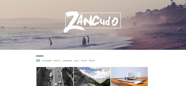 zancudo-wordpress-photography-theme