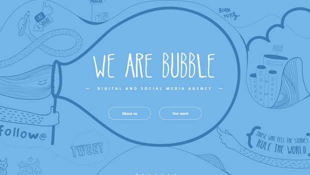 bubble-website-design