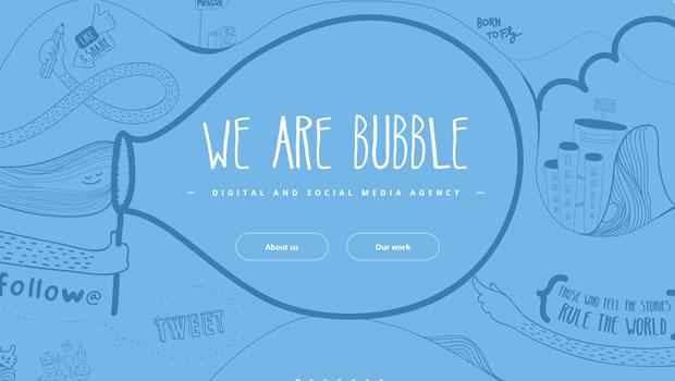 bubble-website-design