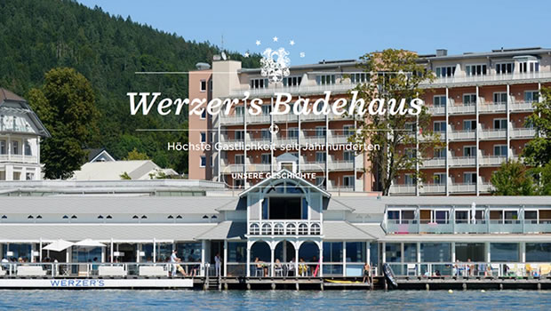 werzersbadehaus-website-design