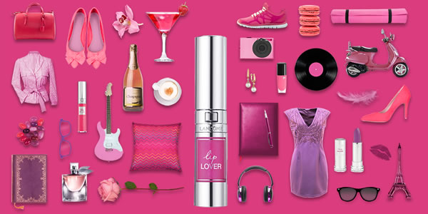 25 Beautiful Pink Web Designs for Your Inspiration