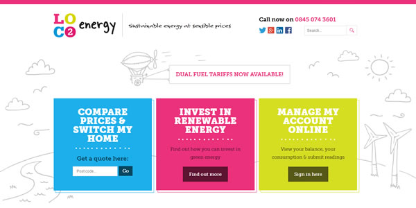 loco-energy-website-design