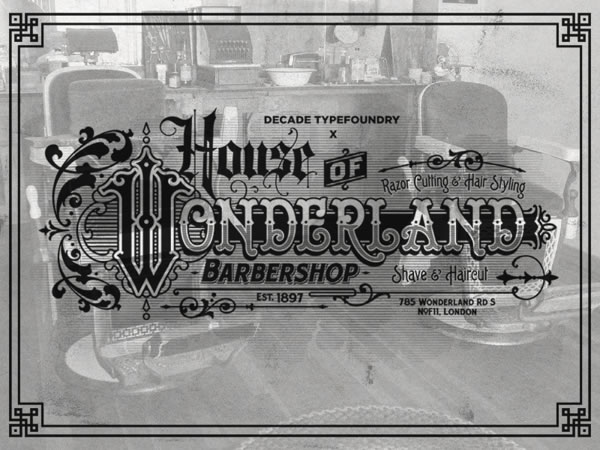 retro-typography-barbershop