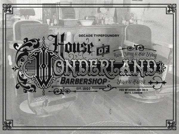 retro-typography-barbershop