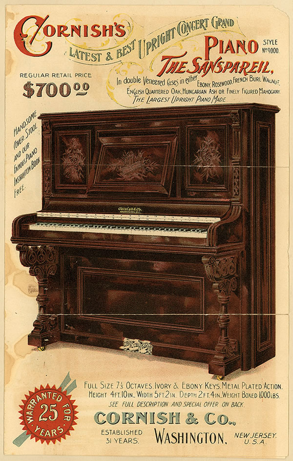 retro-typography-piano-ad