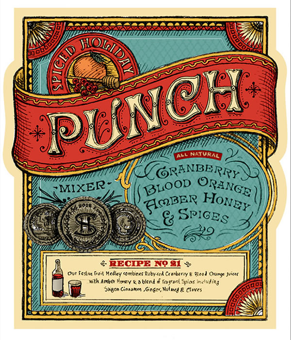retro-typography-punch
