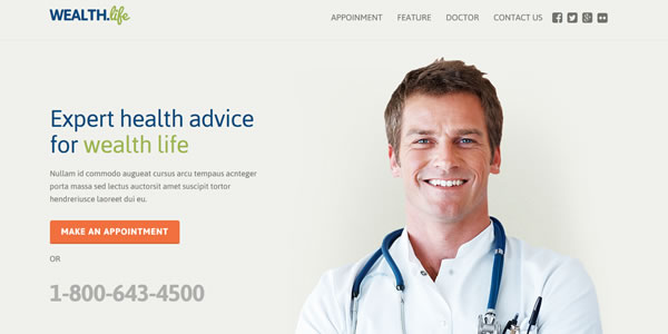 wealth-bootstrap-landing-page