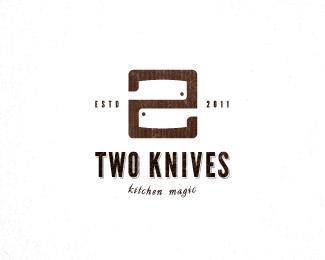 2-knives-negative-space-logo