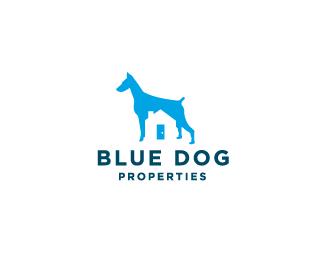 blue-dog-negative-space-logo