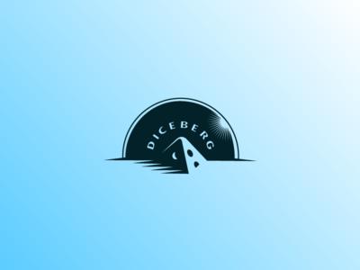 diceberg-negative-space-logo