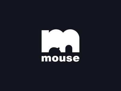 mouse-negative-space-logo
