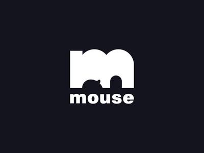 mouse-negative-space-logo
